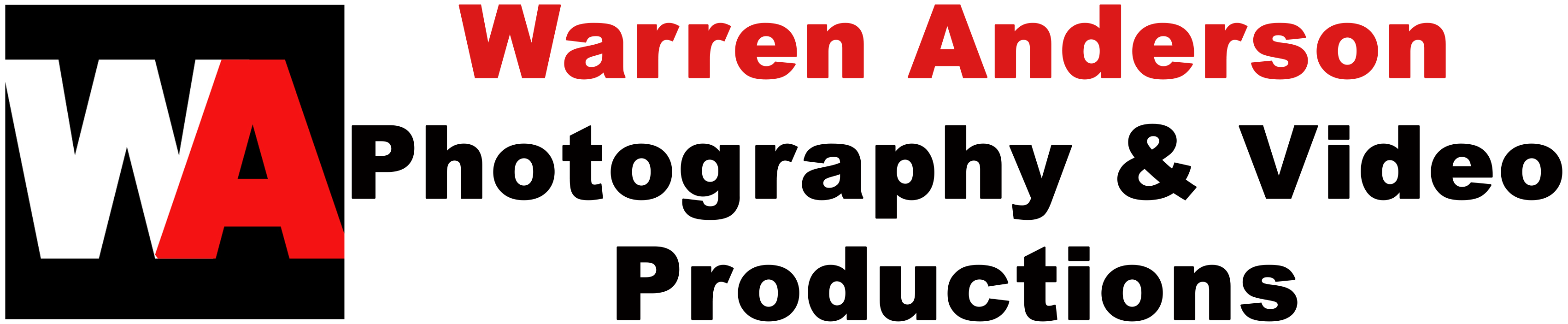 Warren Anderson Productions